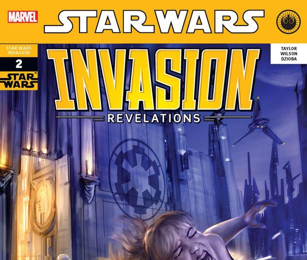 Star Wars: Invasion - Revelations (2011) #2