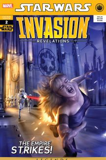 Star Wars: Invasion - Revelations #2