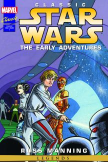 Classic Star Wars: The Early Adventures #1