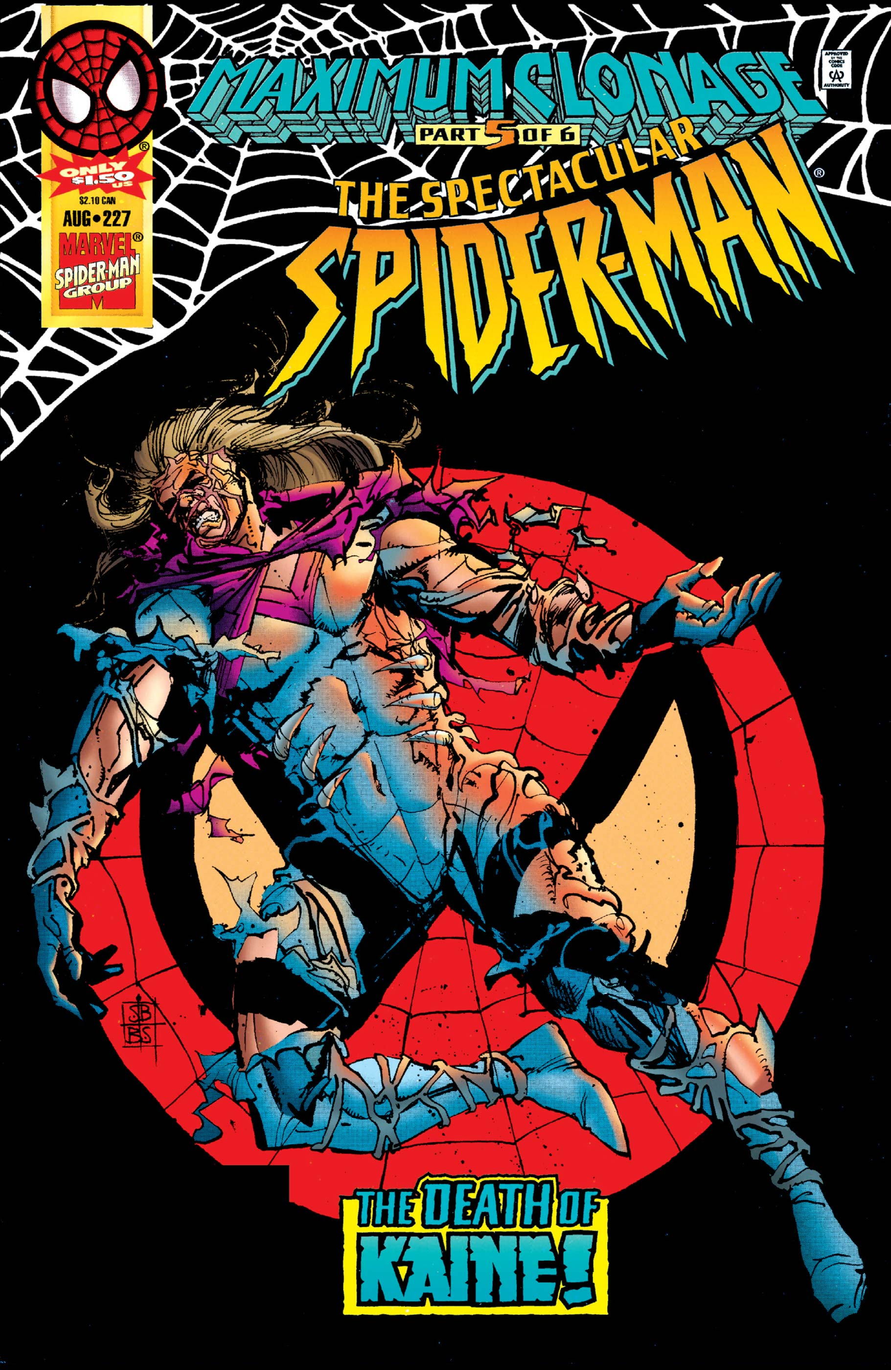 Peter Parker, the Spectacular Spider-Man (1976) #227