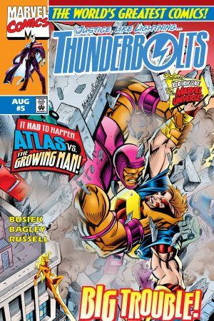 Thunderbolts (1997) #5
