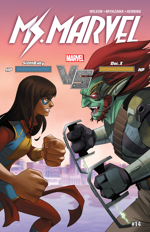 Ms. Marvel (2015) #14