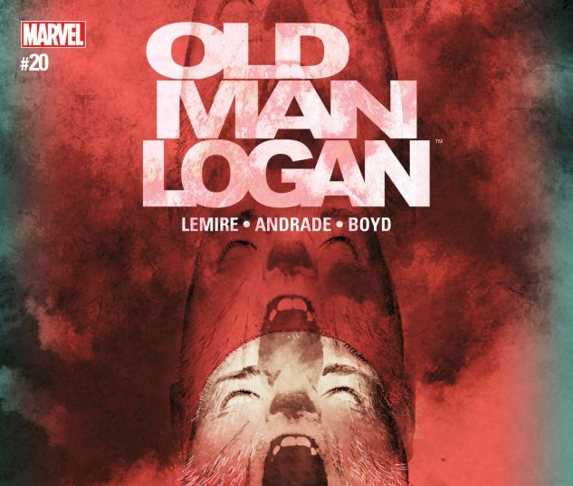 cover from Old Man Logan (2016) #20