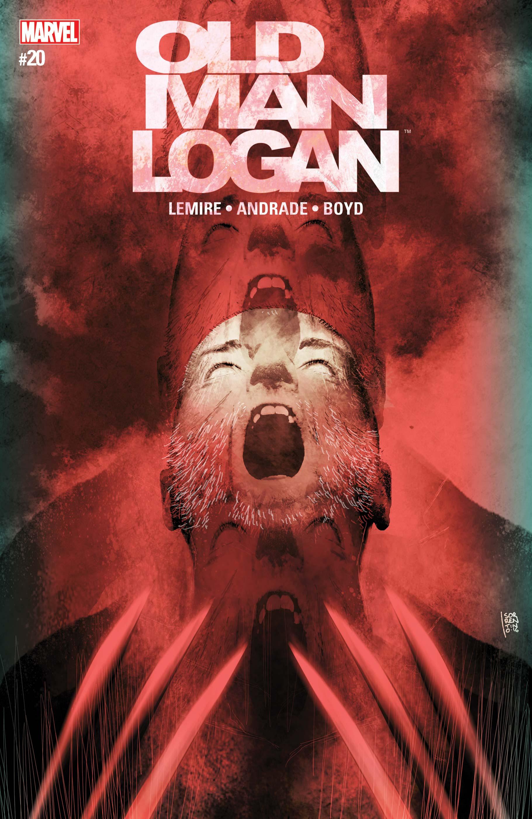 Old Man Logan (2016) #20