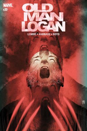 Old Man Logan #20