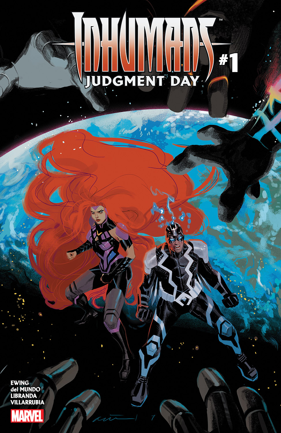Inhumans: Judgement Day (2018) #1