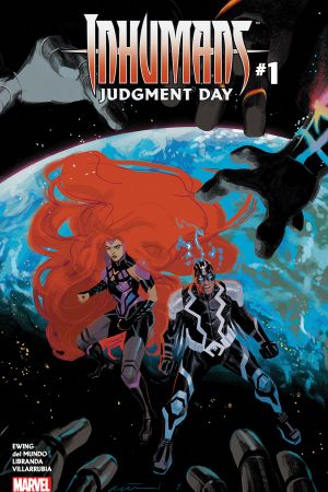 Inhumans: Judgement Day #1