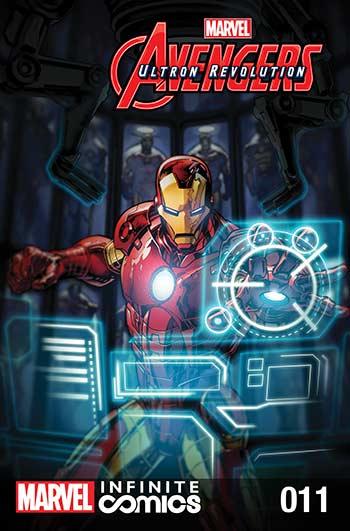 Marvel Universe Avengers: Ultron Revolution (2017) #11