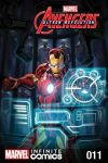 cover from Marvel Universe Avengers: Ultron Revolution (Digital Comic) (2017) #11