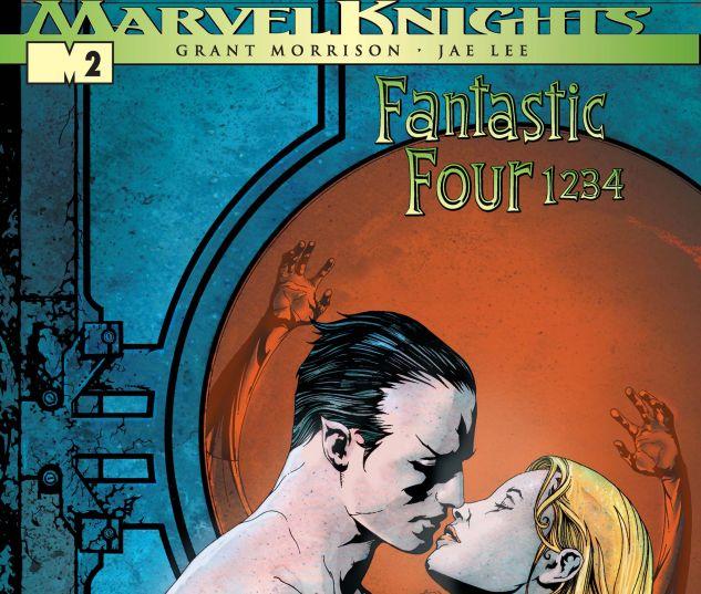 Fantastic Four: 1234 (2001) #2