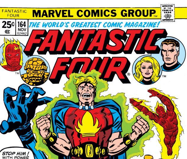 Fantastic Four (1961) #164