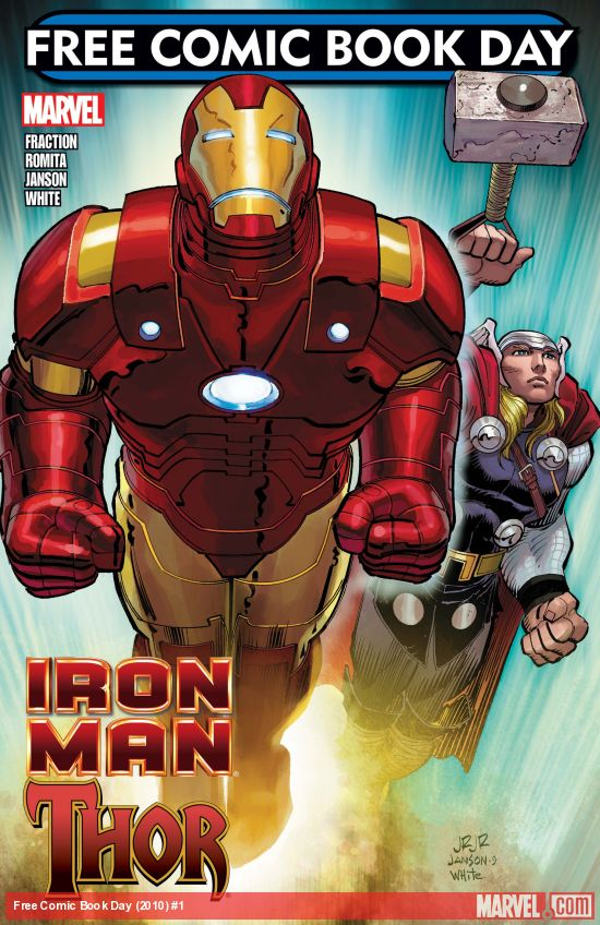 Free Comic Book Day (2010) #1