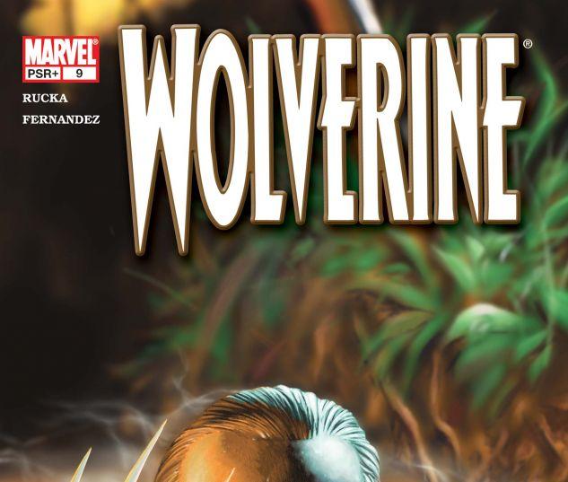 WOLVERINE (2003) #9