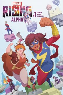 Marvel Rising: Alpha (2018) #1