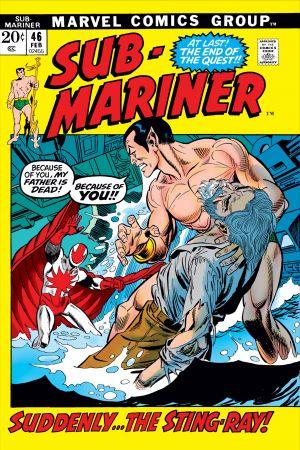 Sub-Mariner (1968) #46