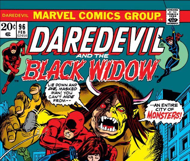 DAREDEVIL (1964) #96