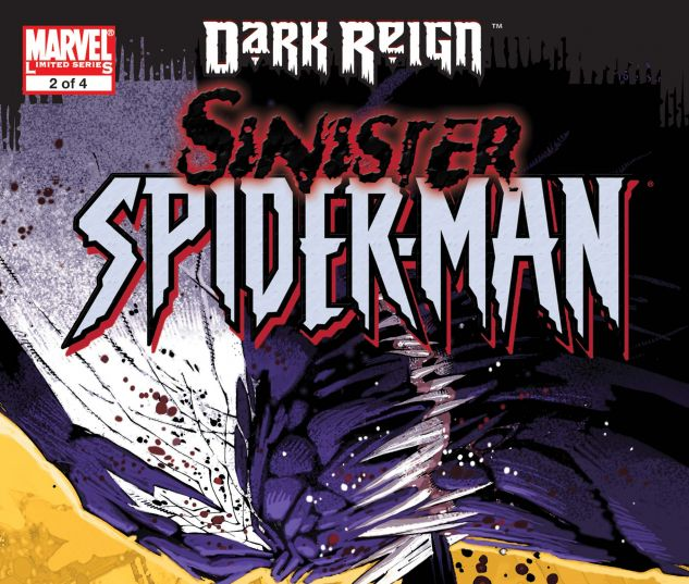 DARK REIGN: THE SINISTER SPIDER-MAN (2009) #2