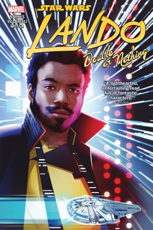 Star Wars: Lando - Double or Nothing (Trade Paperback)