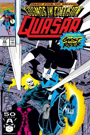 Quasar (1989) #23
