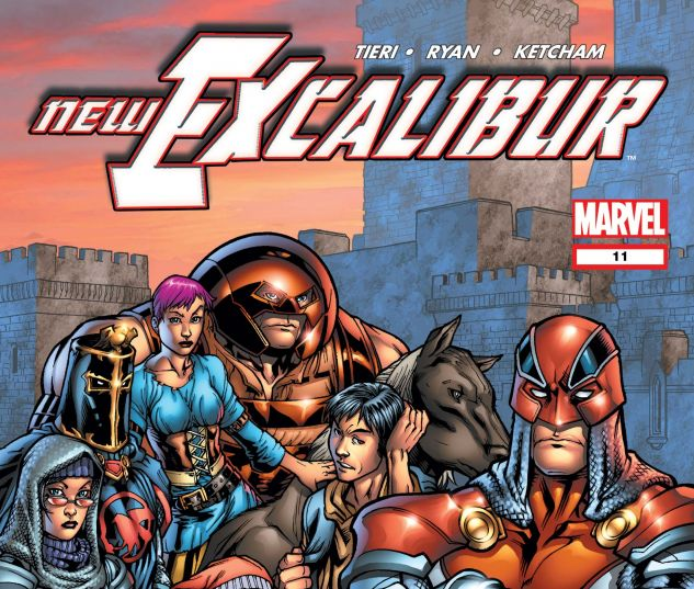 NEW EXCALIBUR (2005) #11
