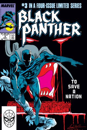 Black Panther (1988) #3