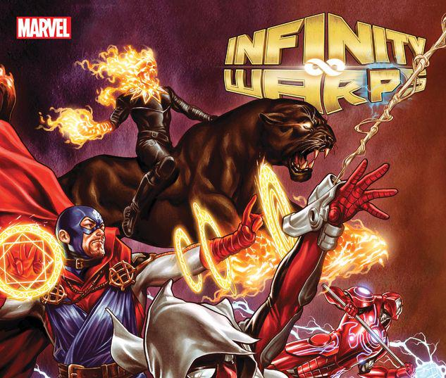INFINITY WARPS: TWO-IN-ONE TPB #0