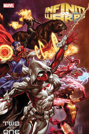 Infinity Warps: Two-In-One (Trade Paperback)