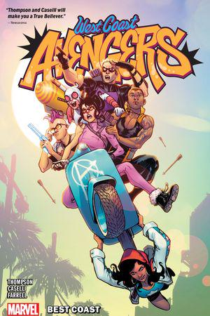 West Coast Avengers Vol. 1: Best Coast (Trade Paperback)