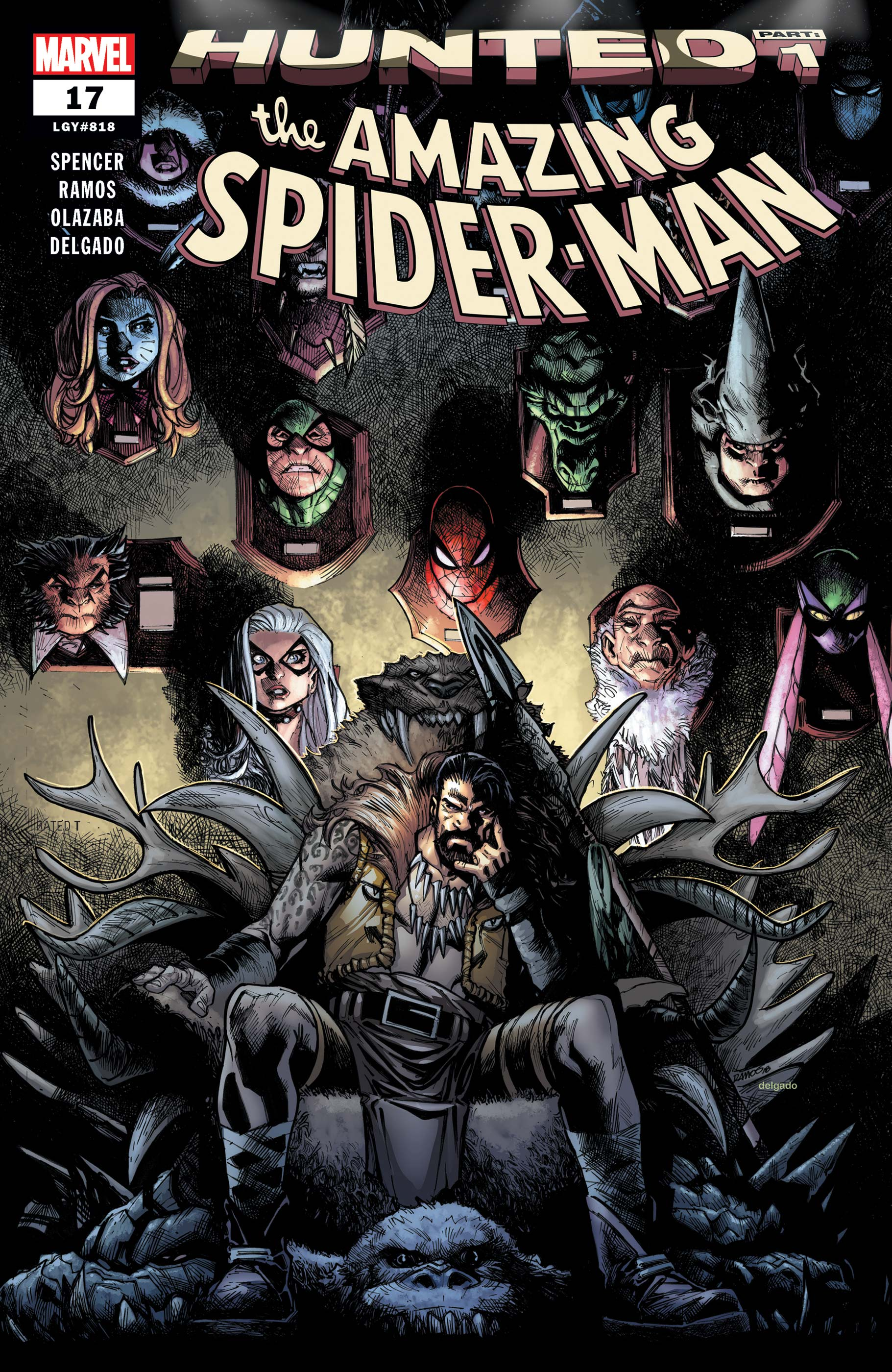 The Amazing Spider-Man (2018) #17