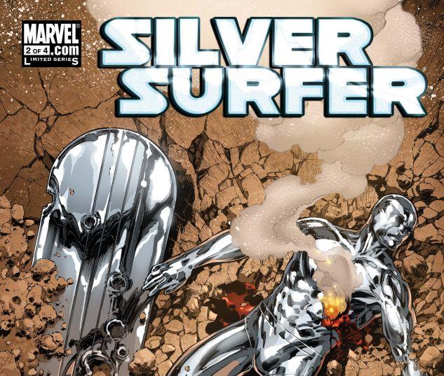 SILVER SURFER (2010) #2