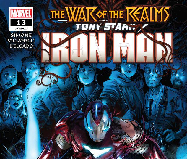 Tony Stark: Iron Man #13