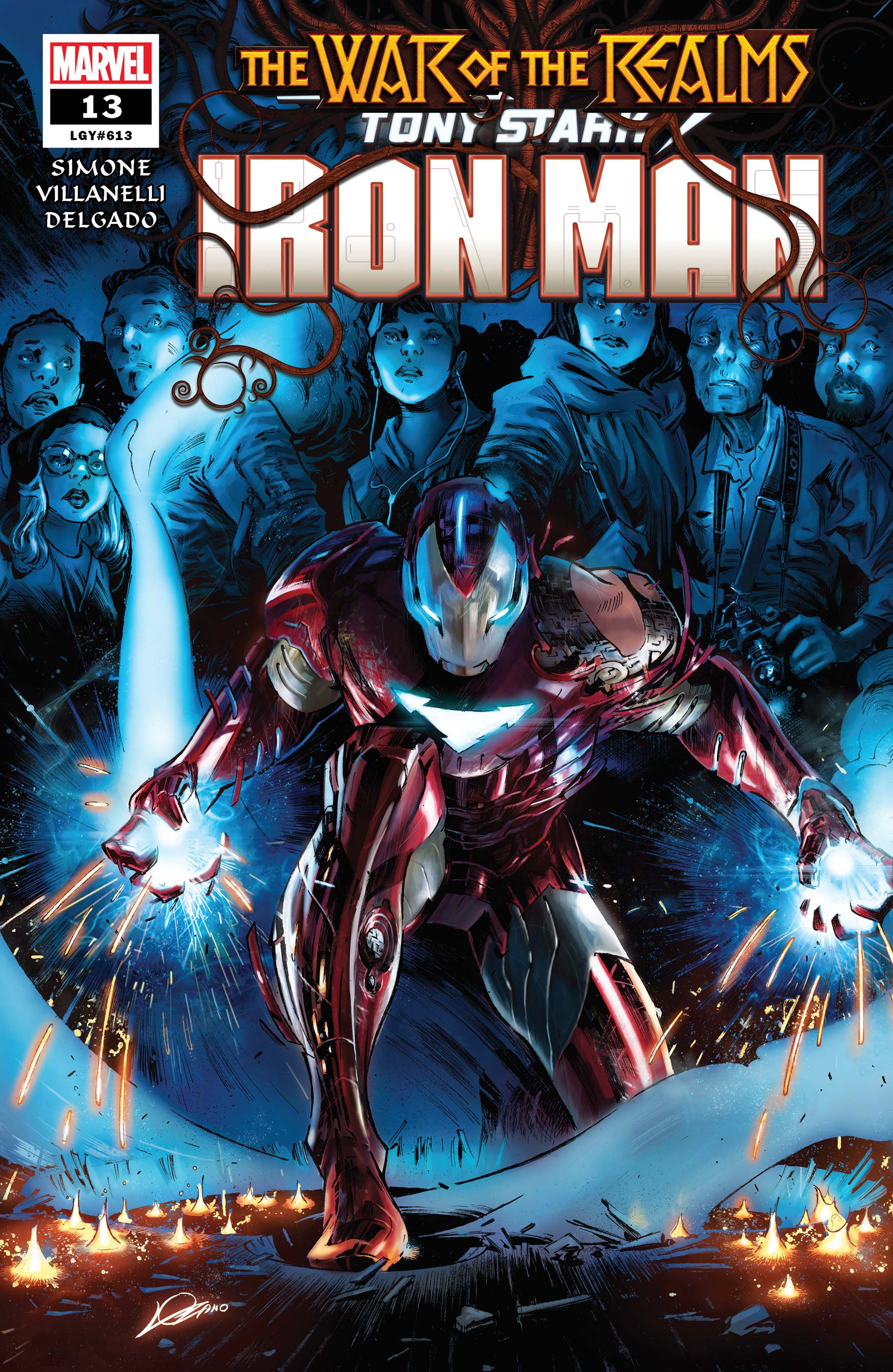 Tony Stark: Iron Man (2018) #13