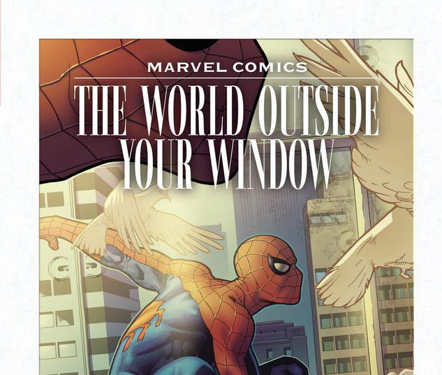 MARVEL COMICS: THE WORLD OUTSIDE YOUR WINDOW HC #1