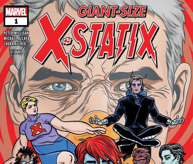 GIANT-SIZE X-STATIX 1 #1