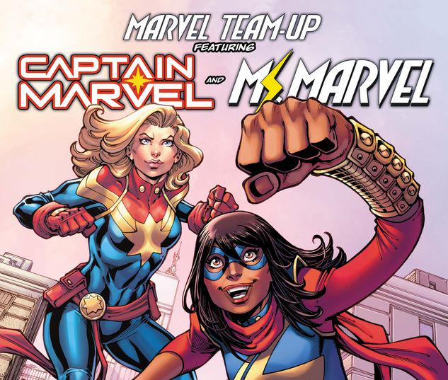 Ms. Marvel Team-Up #4