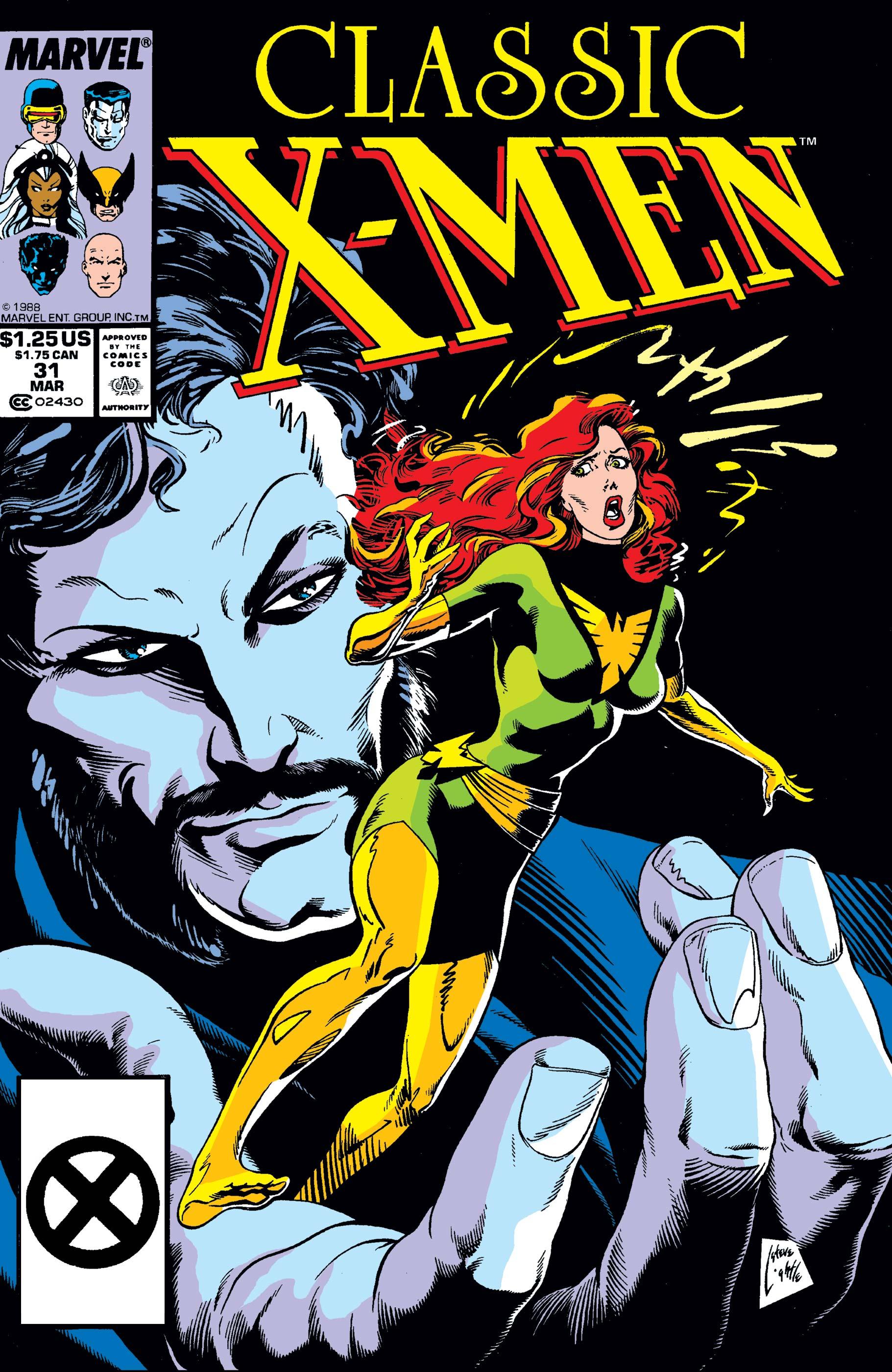Classic X-Men (1986) #31