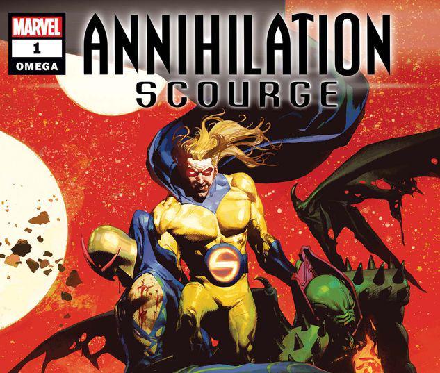 ANNIHILATION - SCOURGE OMEGA 1 #1