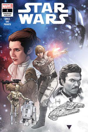 Star Wars (2020) #1 (Variant)