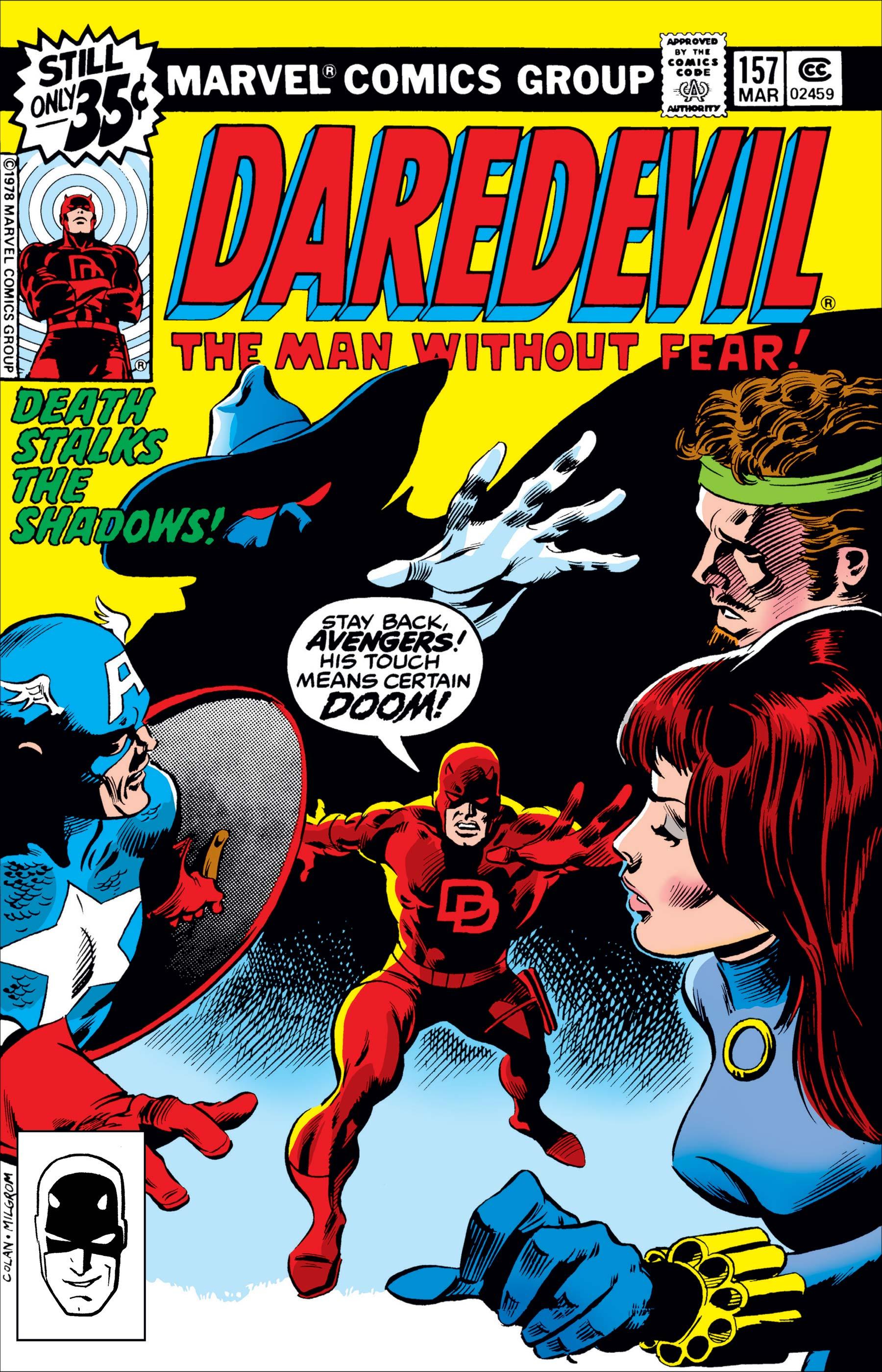 Daredevil (1964) #157