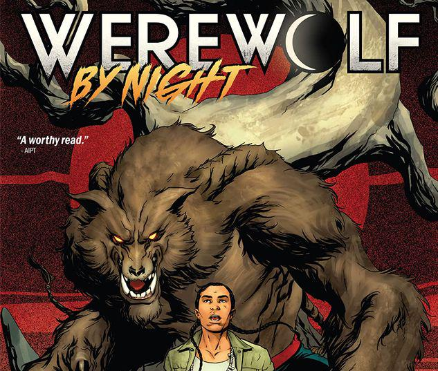 WEREWOLF BY NIGHT: NEW WOLF RISING TPB #1