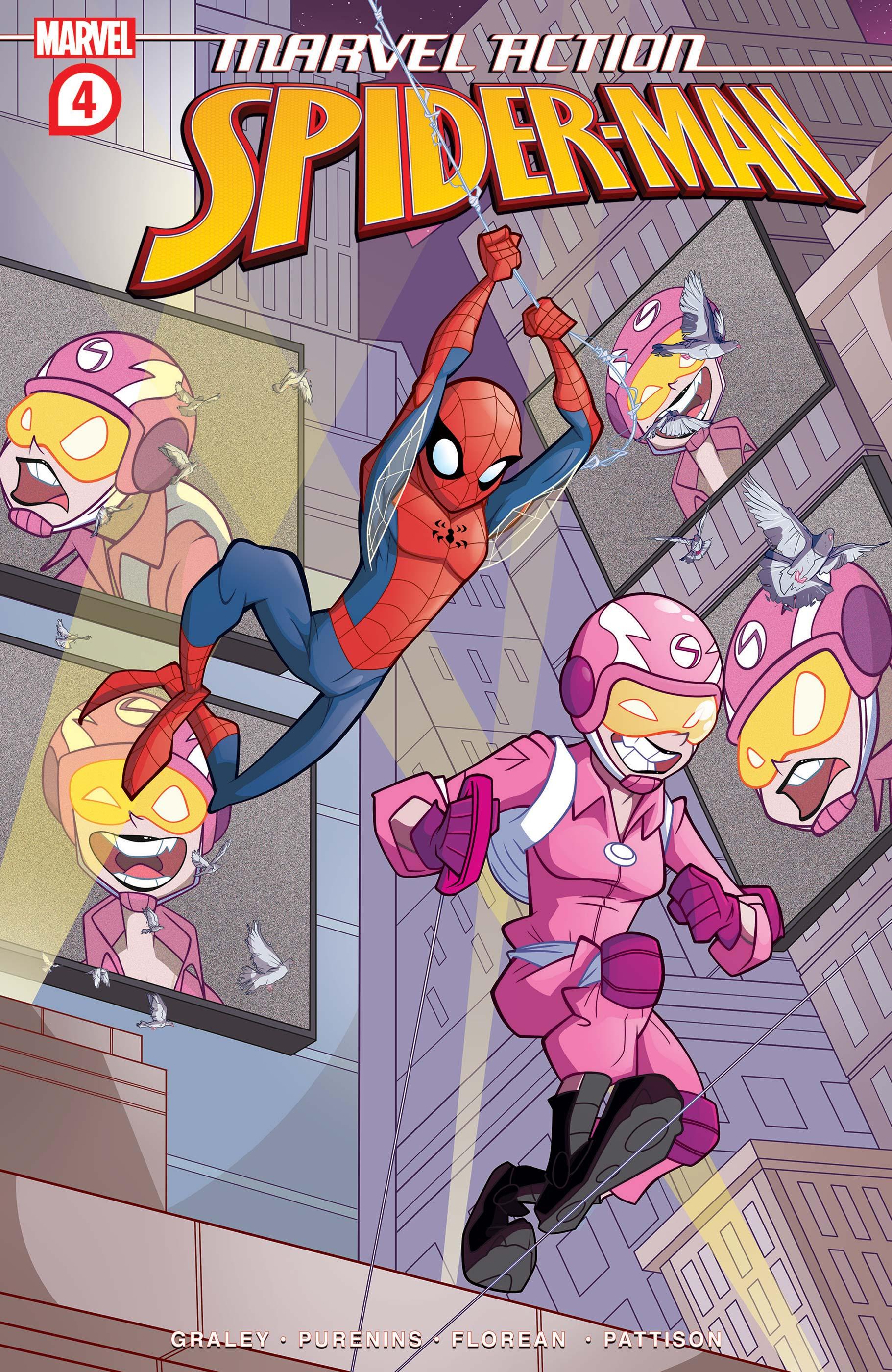 Marvel Action Spider-Man (2021) #4