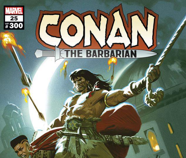 Conan the Barbarian #25