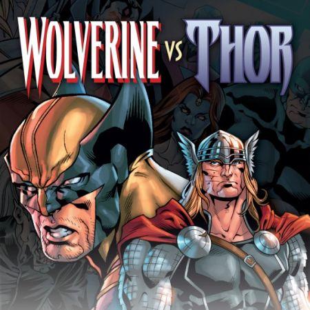Wolverine Vs. Thor (2009)