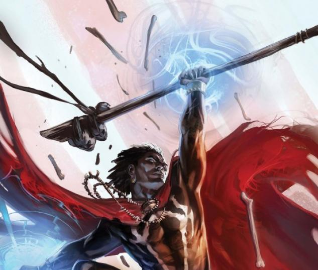 DOCTOR VOODOO: AVENGER OF THE SUPERNATURAL #1