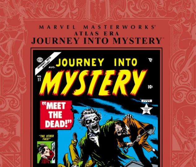 MARVEL MASTERWORKS: ATLAS ERA JOURNEY INTO MYSTERY VOL. 2 HC #1