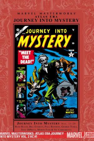 Marvel Masterworks: Atlas Era Journey Into Mystery Vol. 2 (Hardcover)