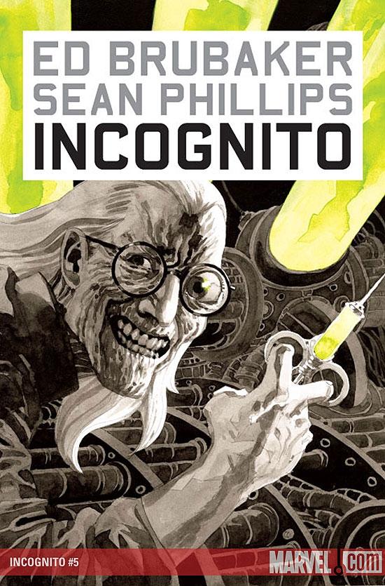 Incognito (2008) #5