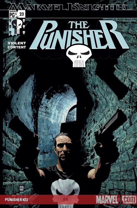 Punisher (2001) #23