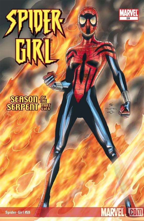 Spider-Girl (1998) #59