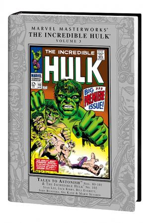 MARVEL MASTERWORKS: THE INCREDIBLE HULK VOL. 3 HC (Hardcover)